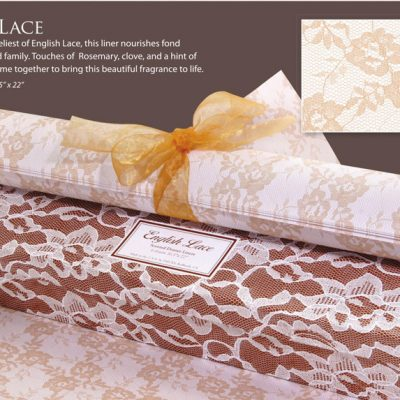 English Lace Scented Liner
