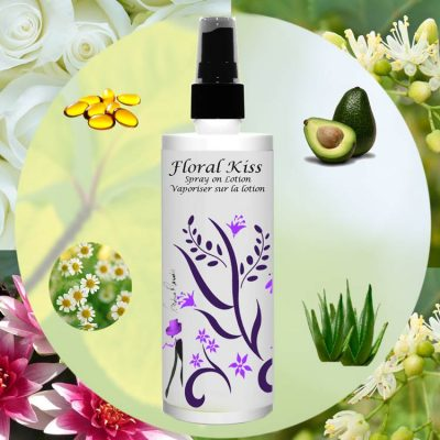 Floral Kiss Spray Lotion