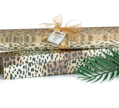 Leopard Scented Drawer Liner