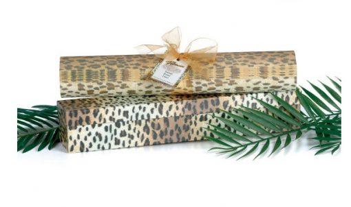 Leopard Scented Drawer Liner