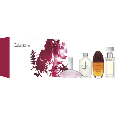 Calvin Klein women mini Gift Set