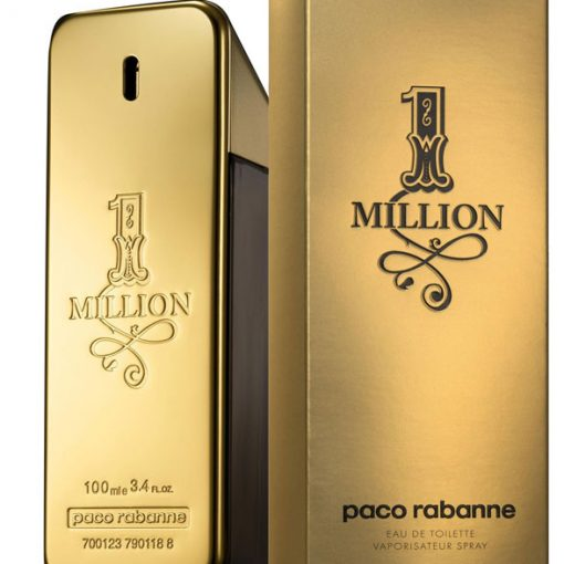 Paco Rabanne 1 Million Eau de Toilette Men Spray 100ml
