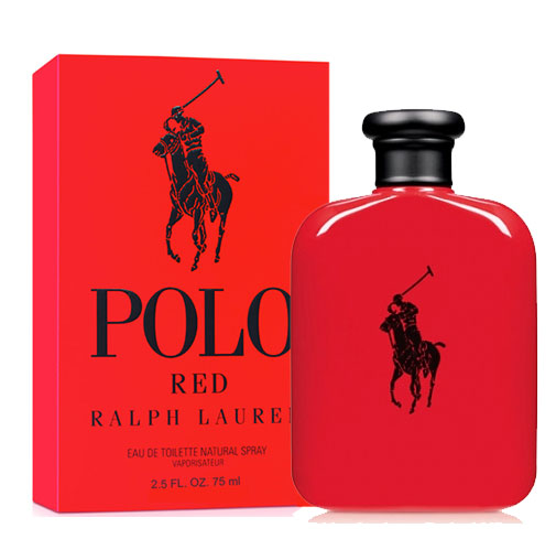 Polo Red Men Perfume