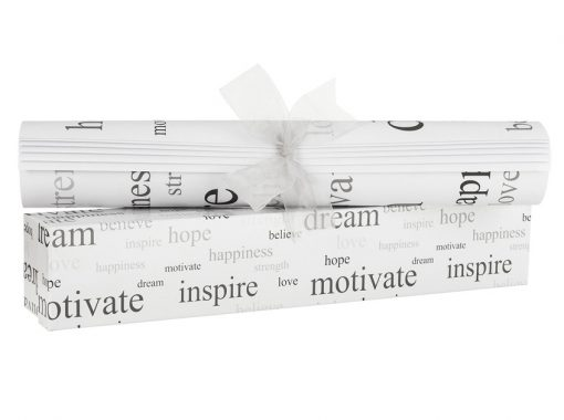 Positive Thoughts Scented Drawer Liners